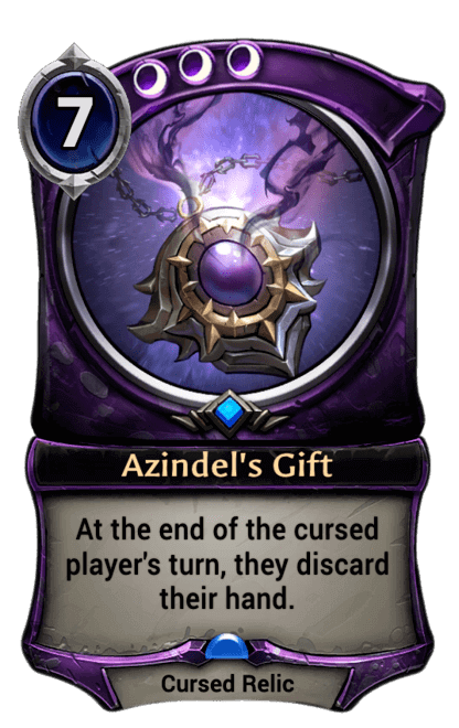 Card image for Azindel's Gift