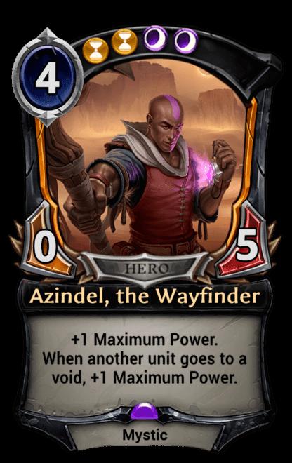 Card image for Azindel, the Wayfinder