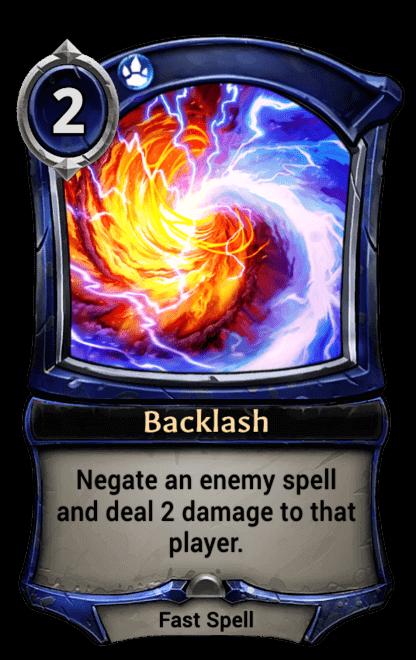 Card image for Backlash