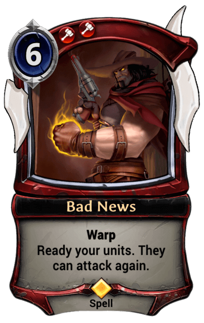 Card image for Bad News