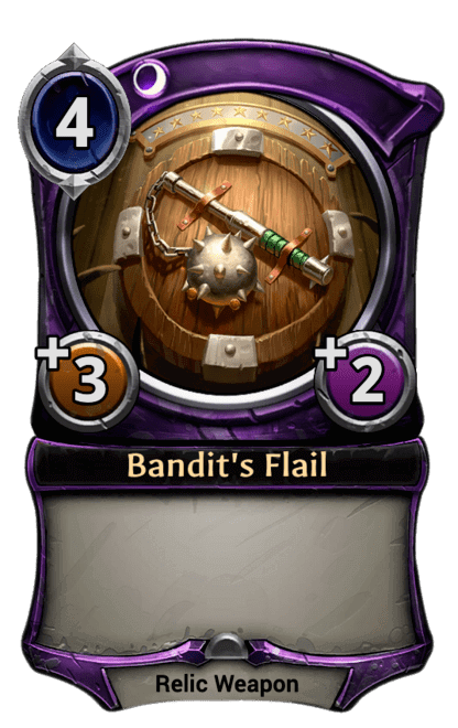 Card image for Bandit's Flail