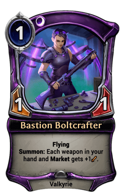 Card image for Bastion Boltcrafter