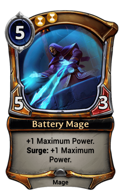 Card image for Battery Mage