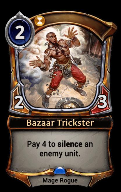 Card image for Bazaar Trickster