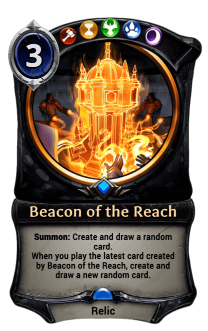 Card image for Beacon of the Reach