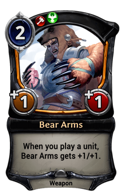 Card image for Bear Arms