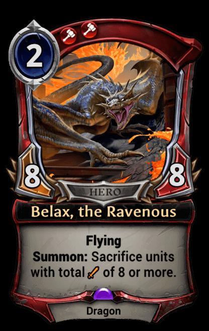 Belax, the Ravenous