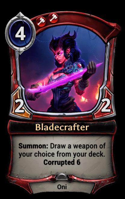 Card image for Bladecrafter