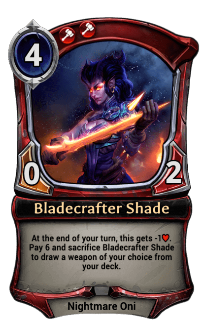 Card image for Bladecrafter Shade