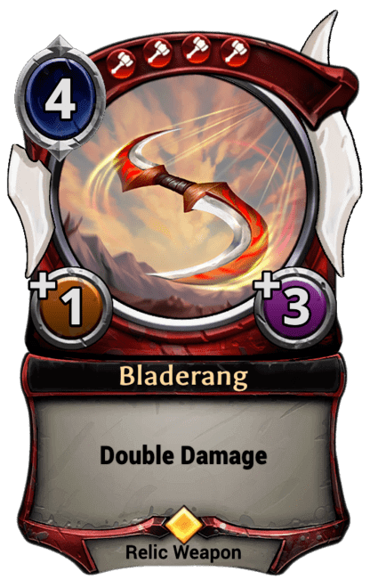 Card image for Bladerang