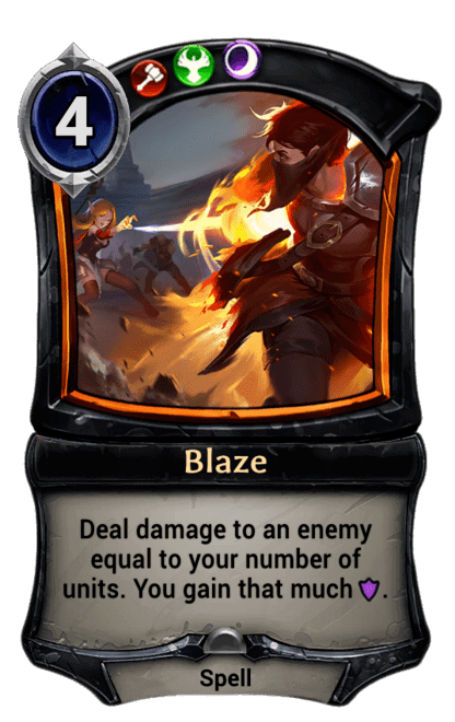 Card image for Blaze