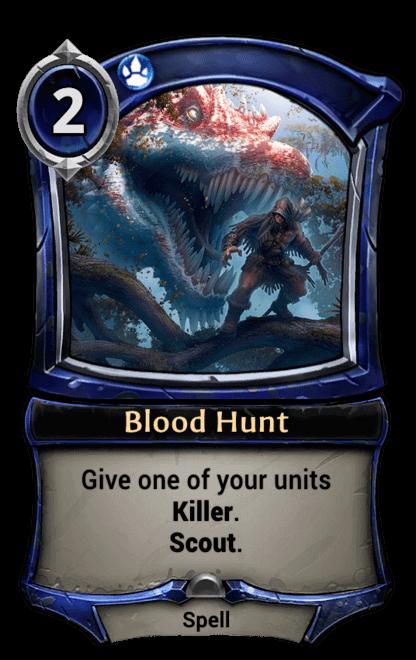 Card image for Blood Hunt