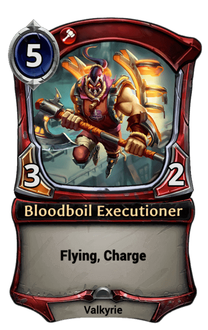 Card image for Bloodboil Executioner