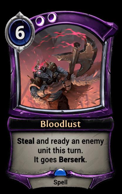 Card image for Bloodlust