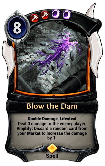Card image for Blow the Dam