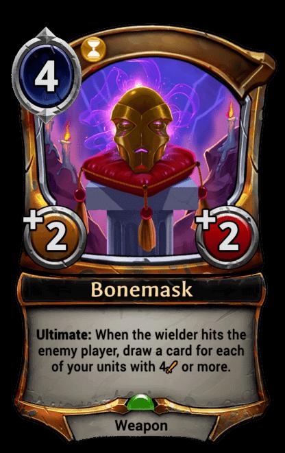 Card image for Bonemask
