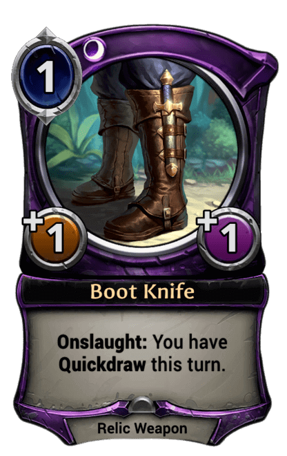 Card image for Boot Knife