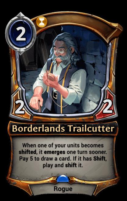 Card image for Borderlands Trailcutter