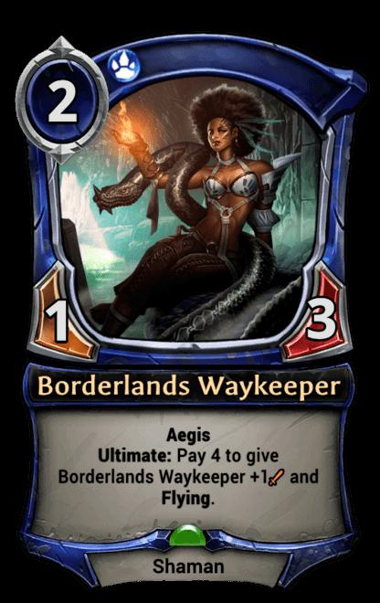 Card image for Borderlands Waykeeper