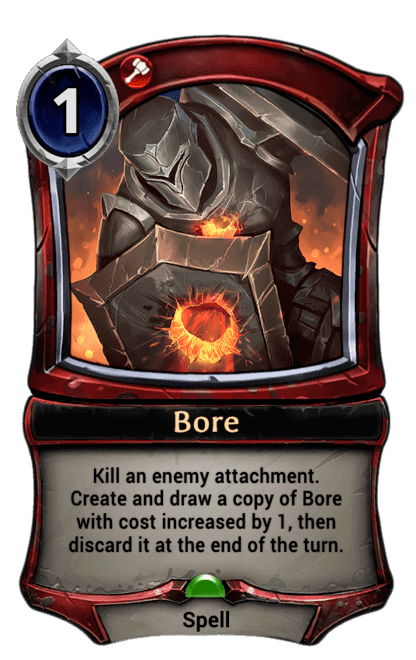 Card image for Bore