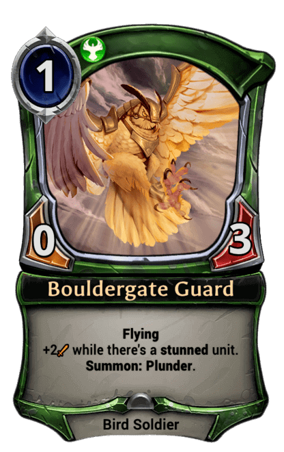 Card image for Bouldergate Guard