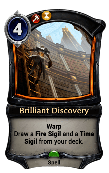 Card image for Brilliant Discovery