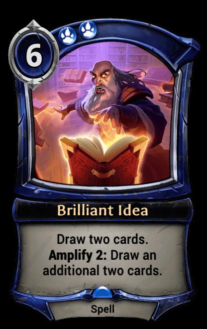 Card image for Brilliant Idea