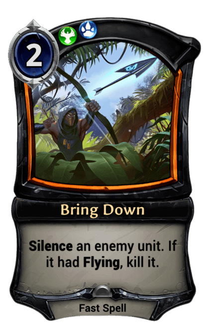 Card image for Bring Down