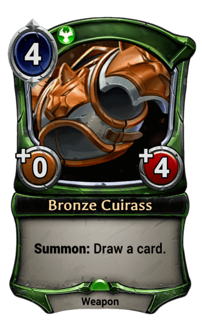 Card image for Bronze Cuirass
