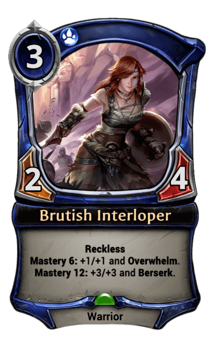Card image for Brutish Interloper