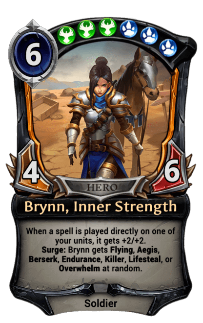 Card image for Brynn, Inner Strength