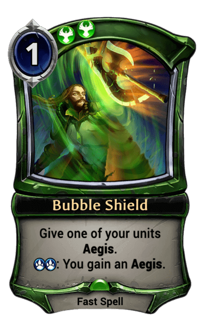 Card image for Bubble Shield