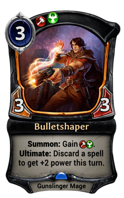 Card image for Bulletshaper