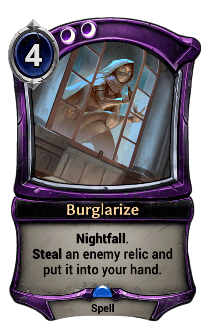 Card image for Burglarize