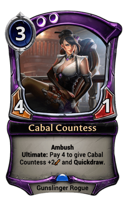 Card image for Cabal Countess