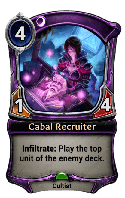 Card image for Cabal Recruiter