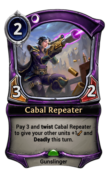 Card image for Cabal Repeater