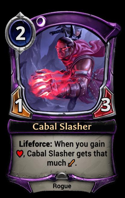 Card image for Cabal Slasher