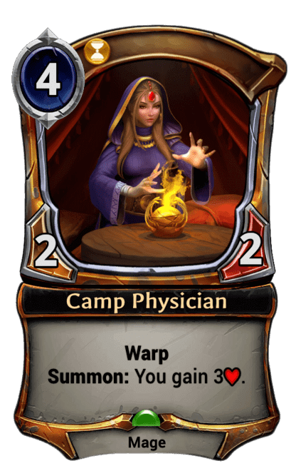 Card image for Camp Physician