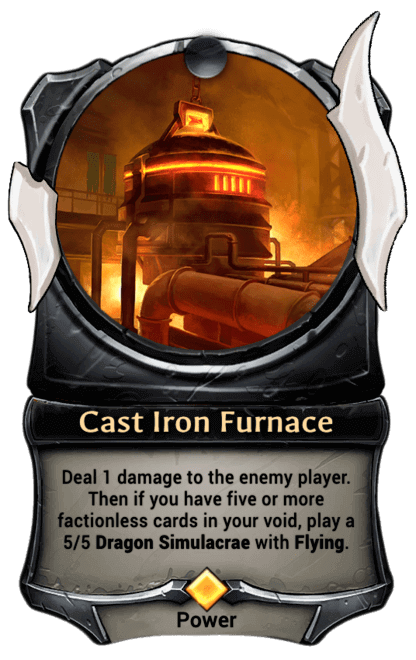 Card image for Cast Iron Furnace