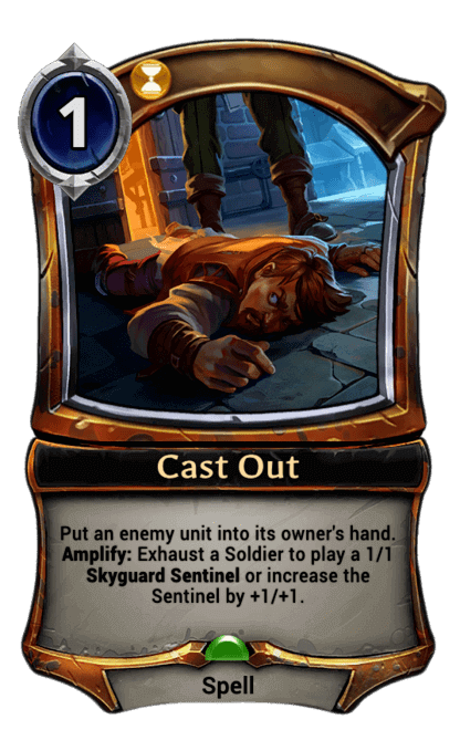 Card image for Cast Out