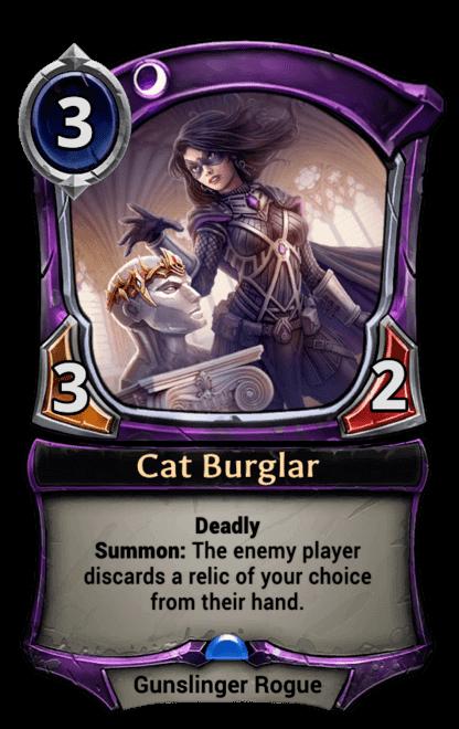 Card image for Cat Burglar