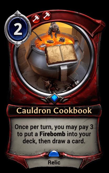 Card image for Cauldron Cookbook
