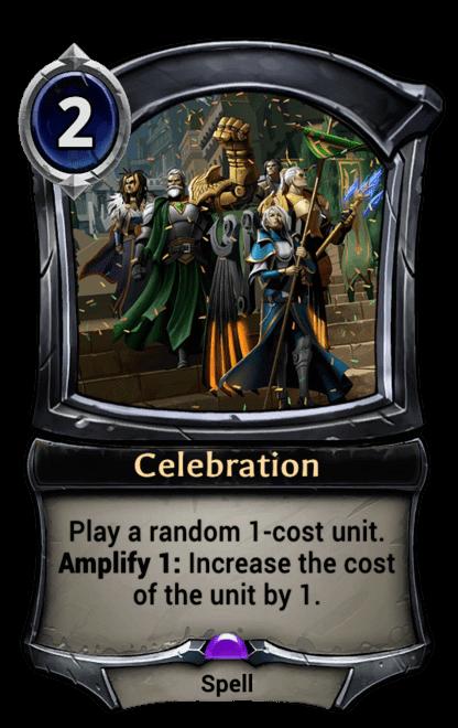 Card image for Celebration