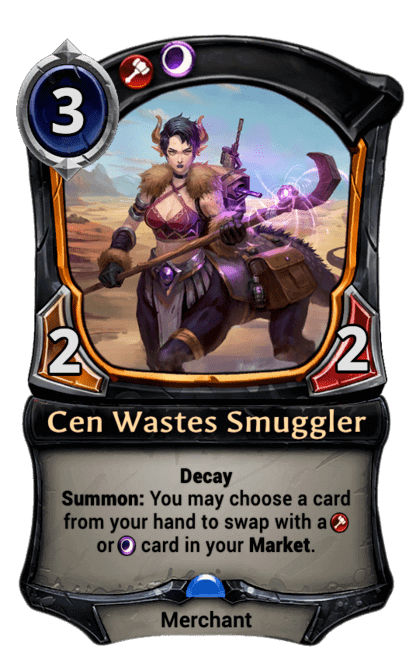 Card image for Cen Wastes Smuggler