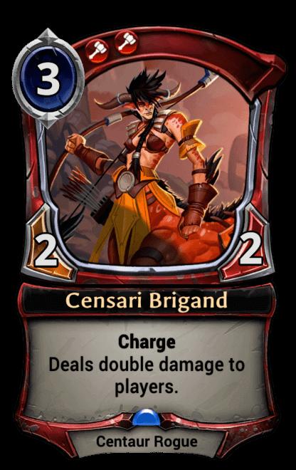 Card image for Censari Brigand
