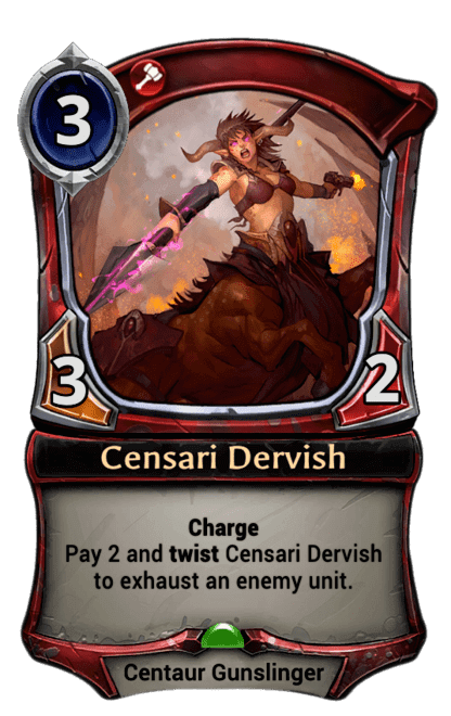 Card image for Censari Dervish