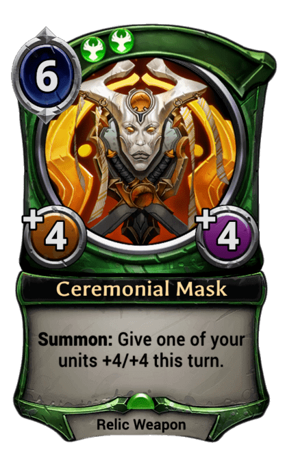 Card image for Ceremonial Mask