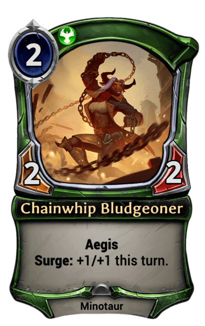 Card image for Chainwhip Bludgeoner