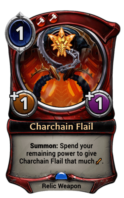 Card image for Charchain Flail